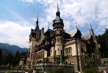 Castle Peles / Peles Castle residence of all the rulers of the country, the most beautiful of Romania, among the most beautiful in Europe.