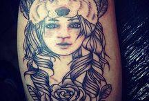 American Style / #tattoos #jongu #forevertattoos