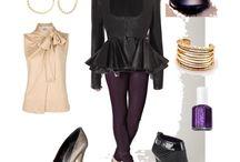 womans apparel  / by Desiree Baez