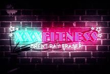 XXXFitness / by Brent Ray Fraser