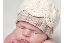 Beanie Hats / Organic Cotton Beanie Hats