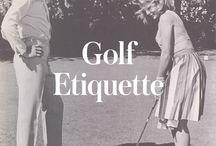 Vintage & Retro Golf