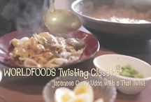 WORLDFOODS Videos / Here we showcase to you the videos we made specially for you! Enjoy! Try making some of the recipes and show it to us! / by WORLDFOODS