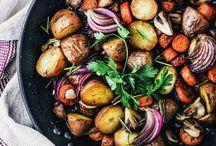Grilled & Roasted Veges