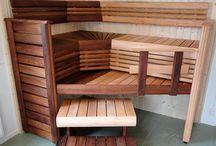 Sauna / Ideoita