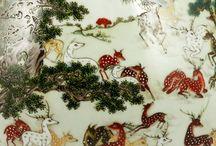 One Hundred Deer Pattern