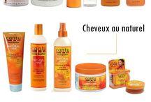 Produits naturels pour cheveux