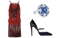 Great Gatsby Style / Channel your inner 1920s fashion icon with these Great Gatsby-inspired fashion pieces.