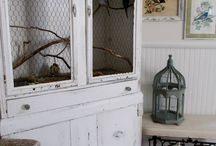 Repurposed furniture / by Michelle Sample