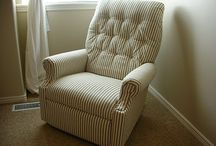 Reupholstery and Slipcovers