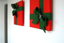Xmas wall decor