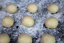 Boulangerie.Pâtes