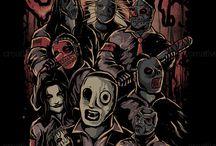 Slipknot T-shirts ideas