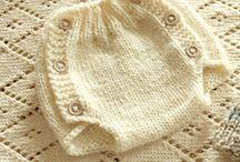 pantaloncini lana bebe