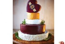 Wedding Cheese Towers