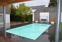 zwembadafdekking / Bij van den Heuvel zwembaden heeft u diverse keuzes in afdekkingen neem eens n kijkje op onze site www.vandenheuvelzwembaden.nl