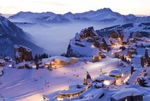 Skiing Places / Skiing Places