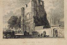 Ecclesiastical buildings