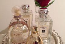 perfumes organizados