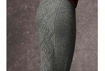 Юбки / вязание