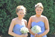 Ivory & White Wedding Flowers / bridal bouquets and wedding flowers in all shades of ivory and whites