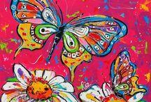 schilderijen dieren