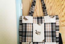 Bag, cushions and cuties