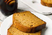 Maple butternut squash bread