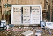 Wedding Details / oh how we love the little details