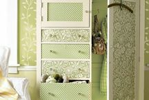 Diy wardrobe and drawers decorations