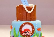 Boy Party Cake Ideas / \Boys party cake ideas, boys birthday cake ideas, boys cakes, birthday cakes, birthday, cake ideas, amazing cakes