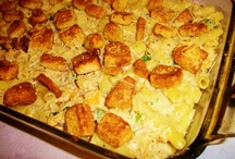 Casseroles and skillet dinners / by Meredith Love