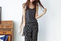 NA Korean fashions