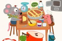 요리, 음식, 주방