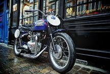 Gentleman's Bikes / Two Wheels motorbikes, motorcycles, cafe racer, ace cafe, distinguished gentleman's ride, gentleman blog, gentlemen blog