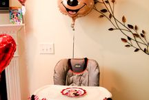 Mollies First Birthday