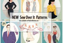 New Patterns / New Sewing Patterns available on PatternReview.com / by PatternReview