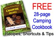 Happy Campers / Camping tips, recipes and ideas