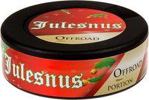 Julesnus / Snus och jul = en perfekt kombination !