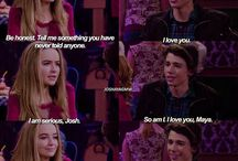 Girl and boy meets world