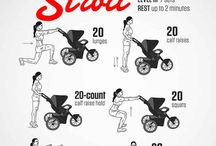 Stroller workouts