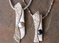 metal clay jewerly