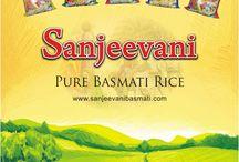 Sanjeevani Basmati Rice / www.facebook.com/SanjeevaniBasmatiRice  www.sanjeevanibasmati.com