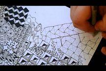 zentangle video