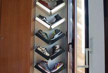 estantería para zapatos