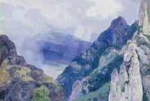 Hermen Anglada Camarasa / Spanish painter (1871-1959)