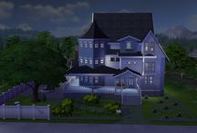 whatasimhouse blog / sims 4 blog about house building in the game