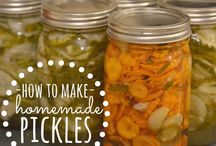 Adventures in canning and preserving / by Tania Butts