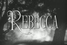 Rebecca / Hitchcock thriller in which we never know the name of the leading female character!
