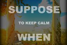 Favorite saying